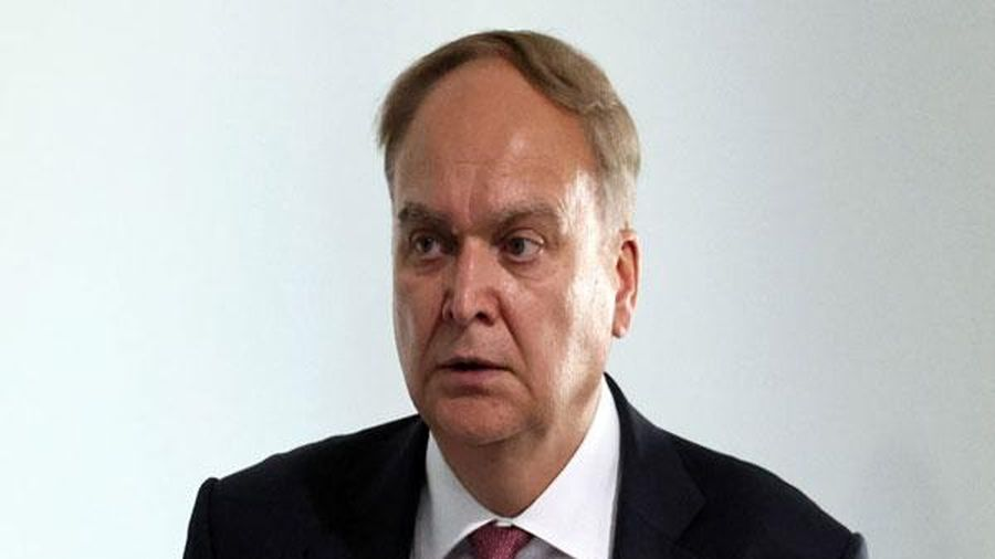 Đại sứ Nga Anatoly Antonov lên lịch làm việc ngay sau khi quay lại Mỹ