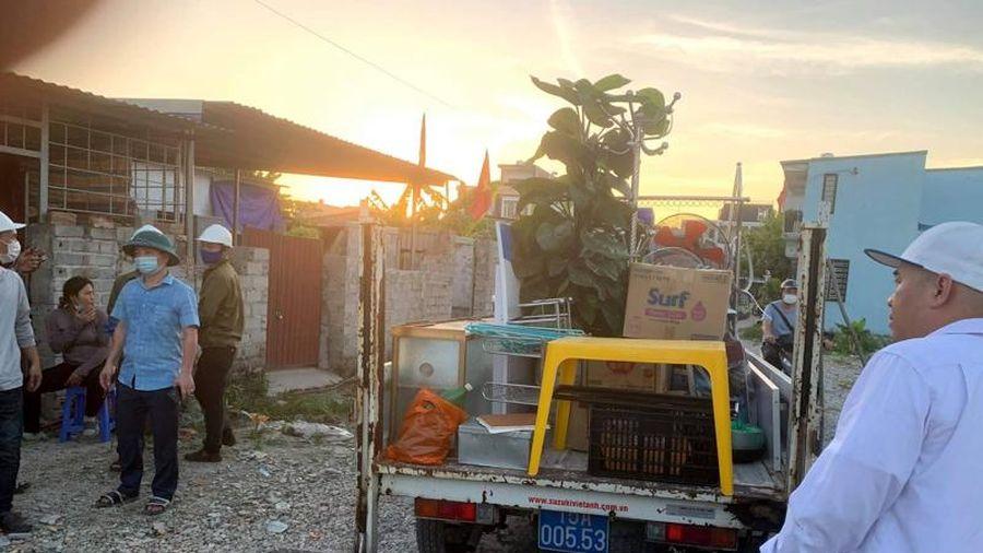 Hải Phòng cưỡng chế 159 công trình vi phạm trên đất quốc phòng tại quận Hải An
