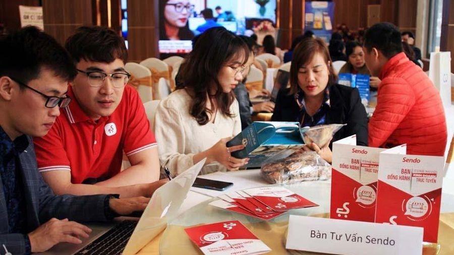 Xúc tiến thương mại online: Tạo cơ hội cho hàng Việt chinh phục thị trường ''khó tính''
