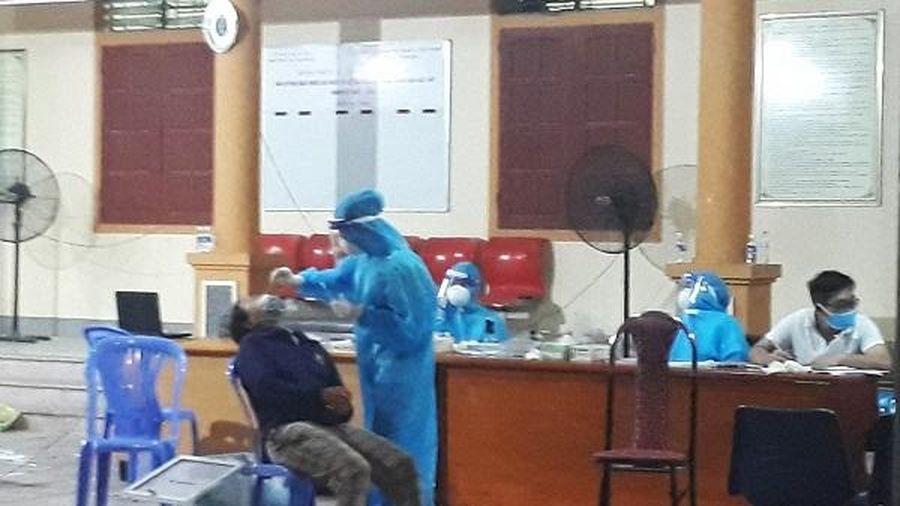 Thêm 4 ca nhiễm mới, tỉnh Nghệ An ghi nhận 31 trường hợp dương tính với SARS-CoV-2