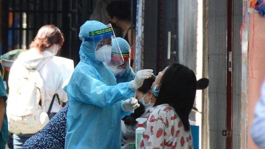 TP Hồ Chí Minh: Dự kiến lấy 100.000 mẫu xét nghiệm, tầm soát tất cả khu công nghiệp