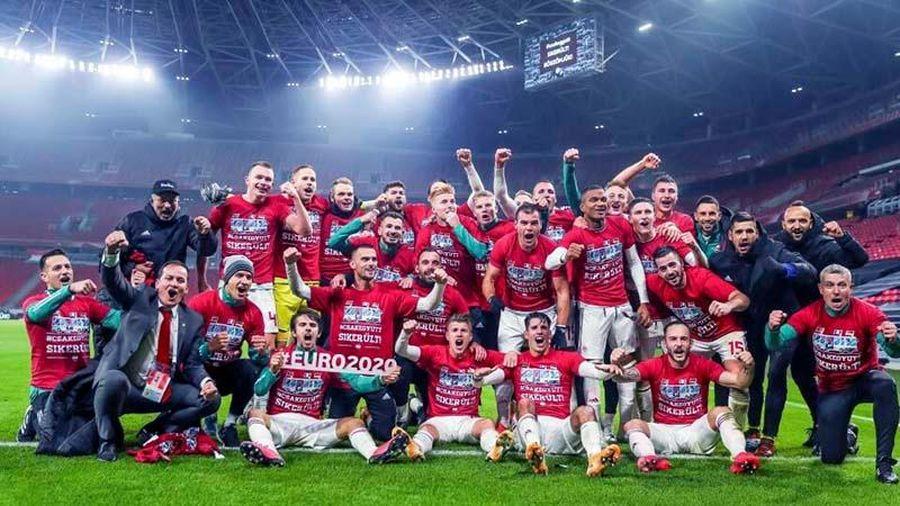 Euro 2020: Hungary, 'ngựa ô' sân cỏ châu Âu