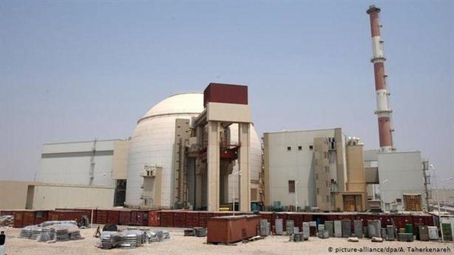 Iran thông báo sự cố kỹ thuật nhà máy hạt nhân