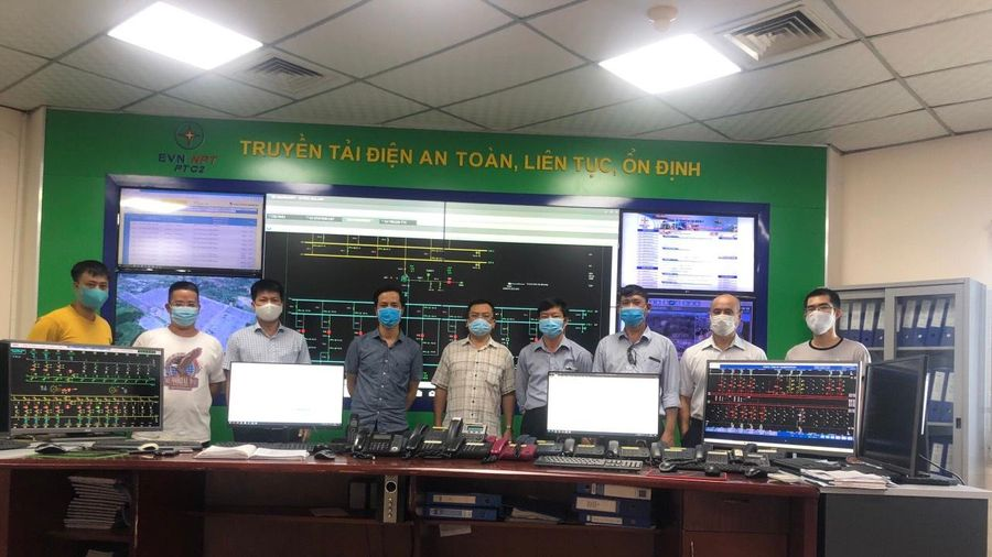 PTC2 cô lập các TBA 220-500 kV nhằm phòng chống dịch COVID-19