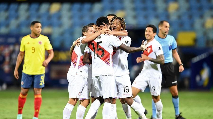 Copa America 2021: Đương kim á quân Colombia nhận thất bại đầu tiên