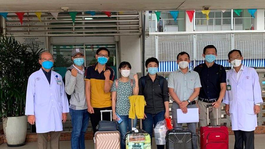 Đội phản ứng nhanh Bệnh viện Chợ Rẫy hỗ trợ Bệnh viện điều trị Covid -19 Củ Chi