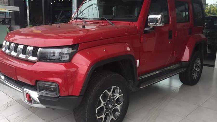 Nhập khẩu ôtô chuyên dụng từ Trung Quốc chiếm áp đảo 92%
