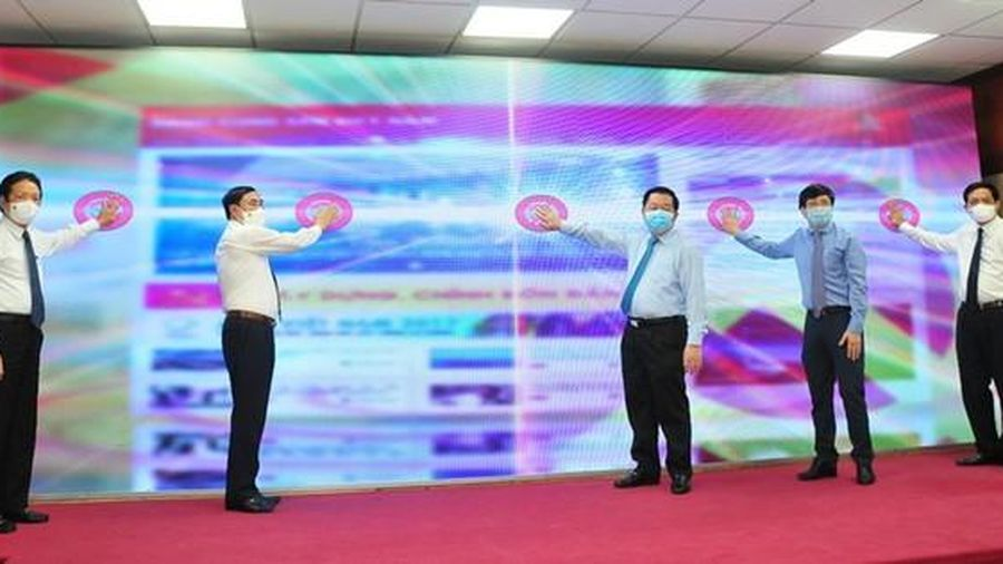 Ra mắt App Mobile Báo điện tử Đảng Cộng sản Việt Nam