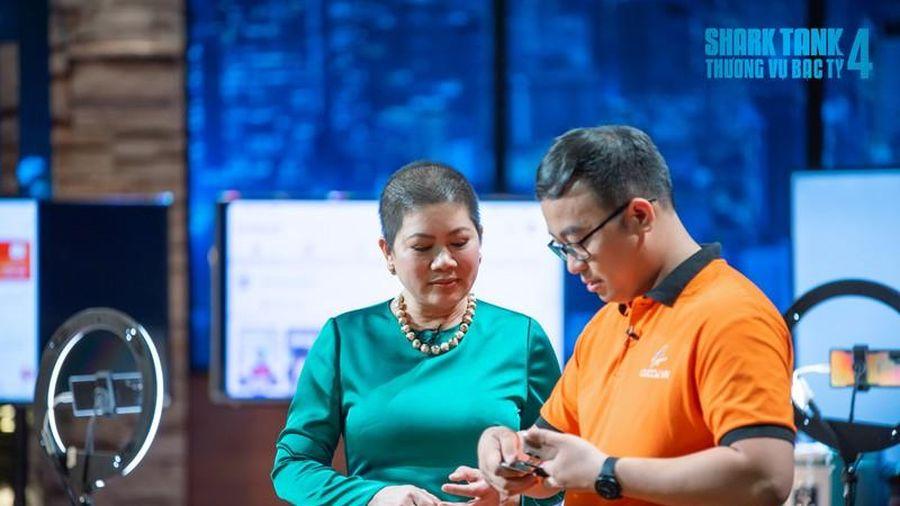 Từ chối 30 tỷ của Shark Hưng, startup chốt deal với Shark Liên... nhận ngay 300 triệu quẹt thẻ