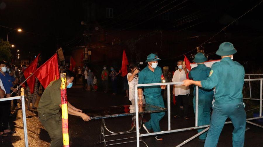 Bắc Ninh: Thêm 6 thôn thực hiện giãn cách xã hội theo Chỉ thị 19