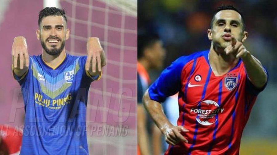 Malaysia tiếp tục nhập tịch cầu thủ đấu… tuyển Việt Nam