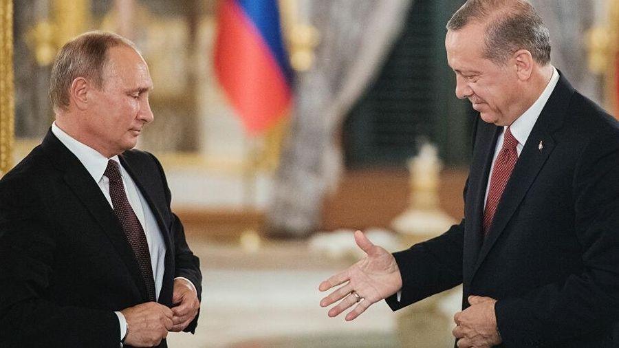 Thổ Nhĩ Kỳ và mối quan hệ 'không thể chối từ' với Nga