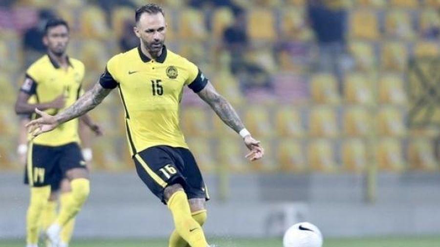 Malaysia sắp nhập tịch 2 cầu thủ Nam Mỹ
