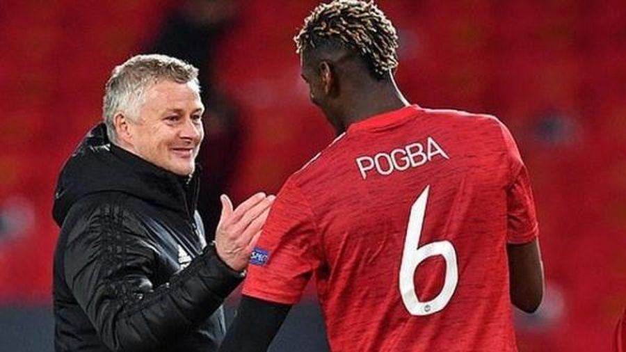 Sợ mất trắng, Man Utd dùng lương 'khủng' níu chân Pogba