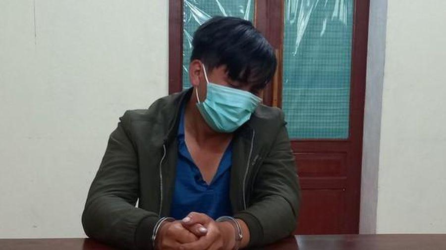 Bắt đối tượng vận chuyển số lượng lớn ma túy ở biên giới Nghệ An