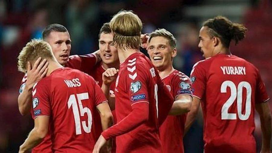 Các kịch bản bảng B và bảng C đêm nay: Đan Mạch hồi hộp trước vòng đấu then chốt