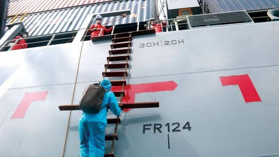 Góp sức bảo đảm chuỗi cung ứng toàn cầu giữa mùa dịch