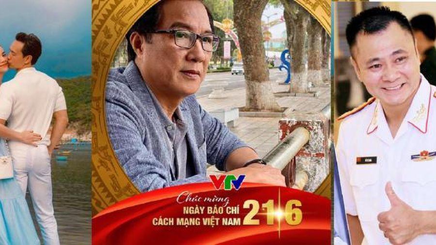Sao Việt chúc mừng ngày Báo chí, bài thơ của Tự Long gây chú ý
