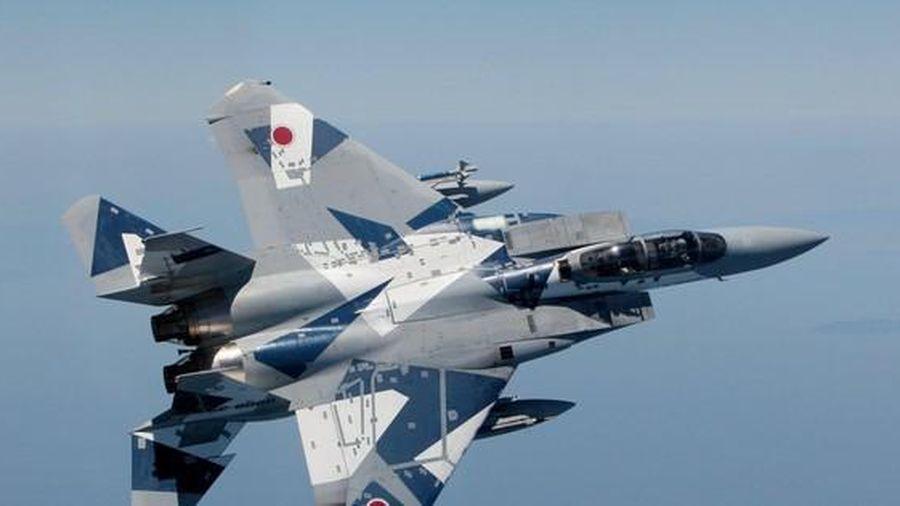 Nhật Bản xem xét ngừng trang bị tên lửa Mỹ trên chiến đấu cơ F-15