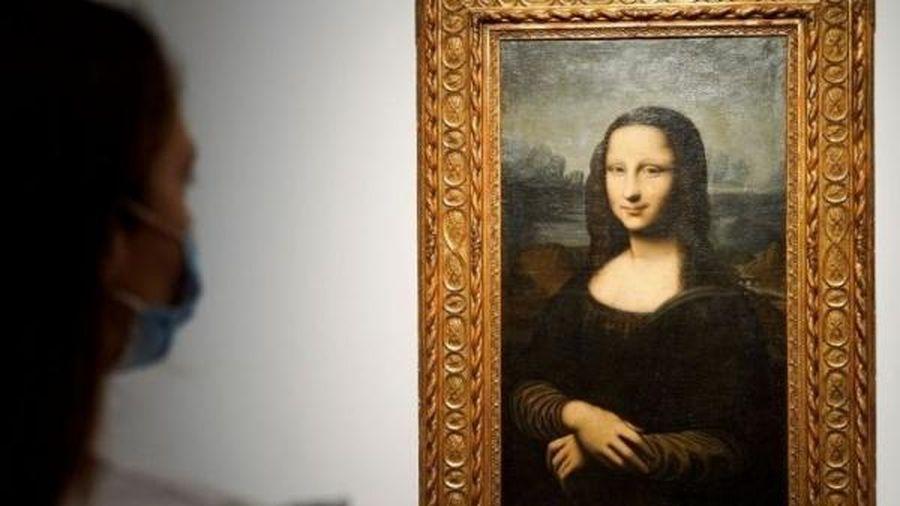 3,5 triệu đô cho bức tranh 'nhái' Mona Lisa