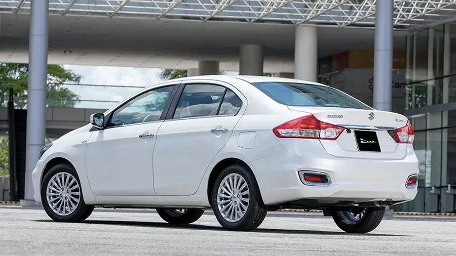 Giải mã Suzuki Ciaz giá rẻ nhưng ế ẩm nhất phân khúc sedan hạng B