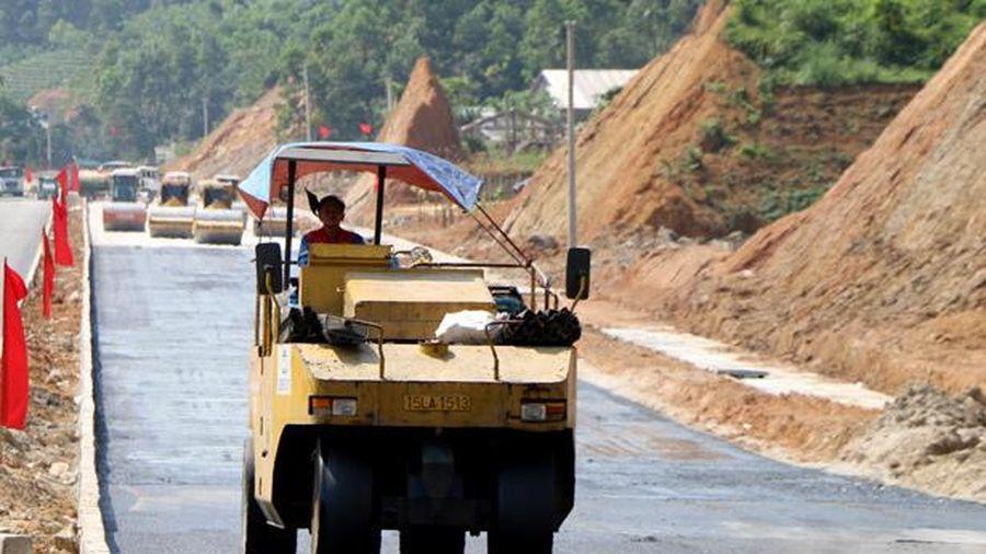 Đầu tư 160 tỷ đồng hoàn thiện QL32C qua tỉnh Phú Thọ