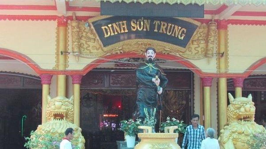 Người anh hùng dân tộc gắn liền với đạo Bửu Sơn Kỳ Hương