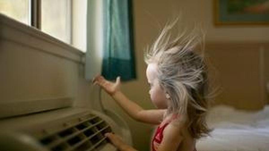 Dùng điều hòa như này bảo sao nhà vẫn nóng mà tiền điện cứ tăng vù vù