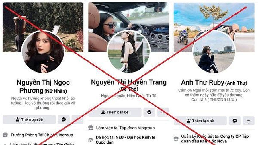 Sự thật về những 'kiều nữ' ảo trên mạng xã hội Facebook