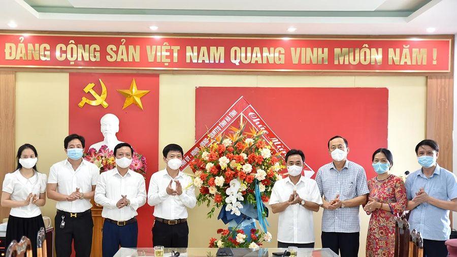Đội ngũ người làm báo Hà Tĩnh tiếp tục đóng góp tích cực vào sự phát triển của tỉnh