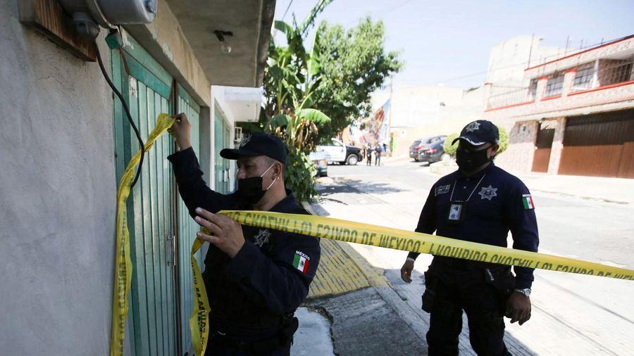 Hàng nghìn mảnh xương tại nhà của nghi phạm giết người hàng loạt