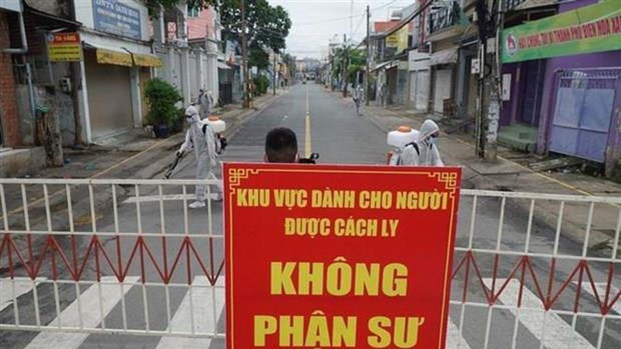 172.746 người được cách ly y tế ở Việt Nam do dịch