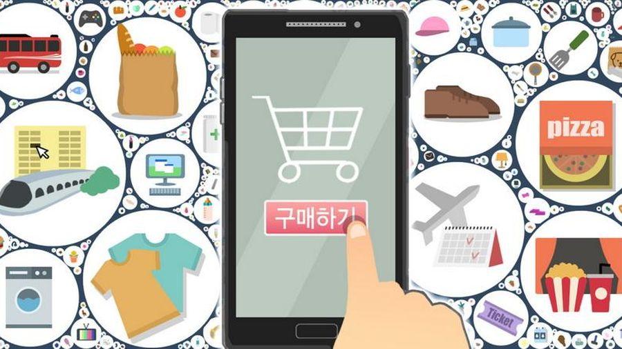 Gần 80% số người tiêu dùng Hàn Quốc mua sắm trực tuyến nhiều hơn