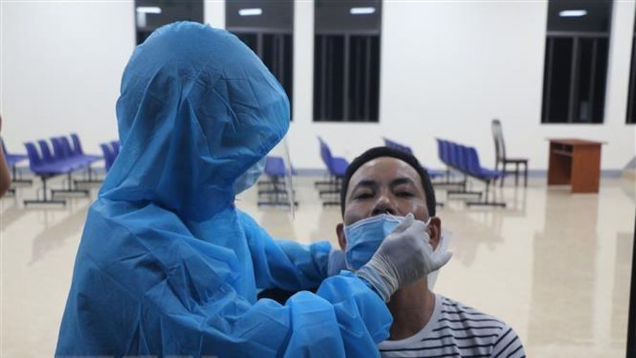 Sáng 21/6, Nghệ An ghi nhận thêm 4 ca dương tính với SARS-CoV-2
