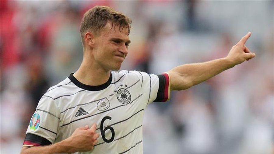 Đội tuyển Đức biến hóa khôn lường nhờ bộ đôi Gosens và Kimmich