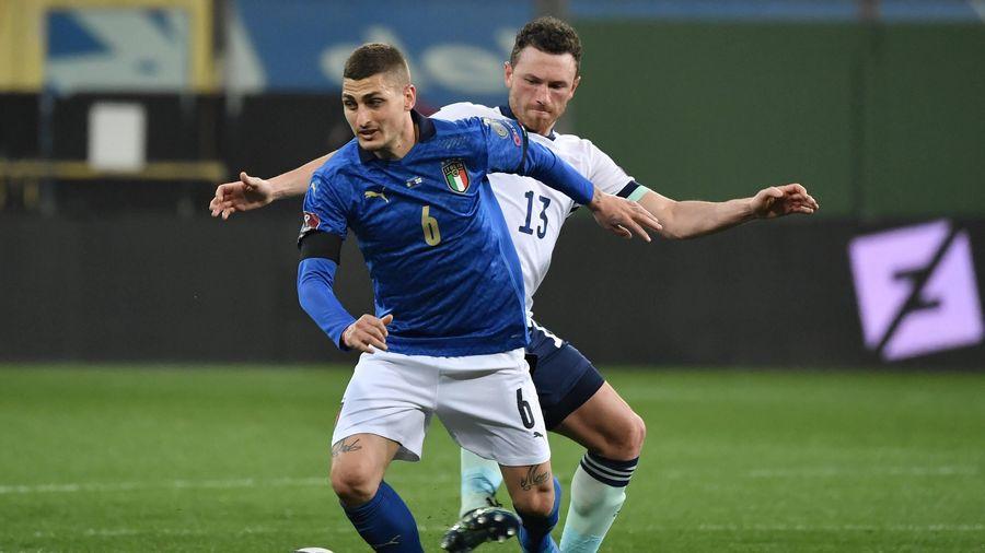 Marco Verratti - Người đặc biệt của đội tuyển Italy