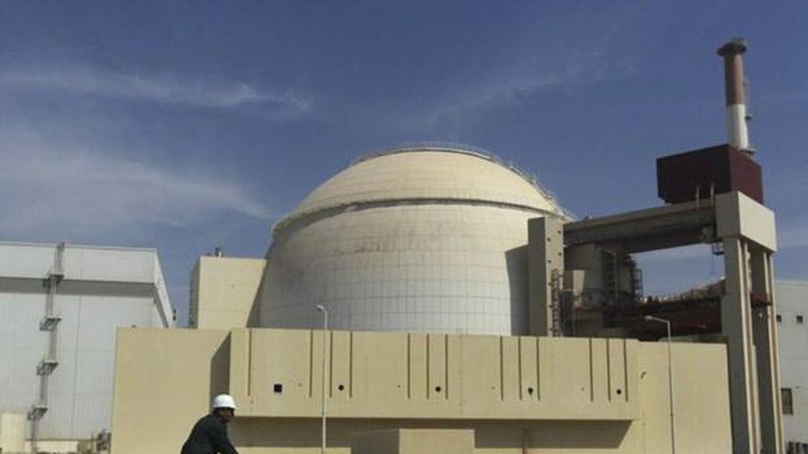 Giải thích nguyên nhân nhà máy điện hạt nhân Iran dừng hoạt động