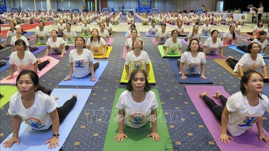 Ngày Quốc tế Yoga 21/6: Góp phần lan tỏa những giá trị tốt đẹp