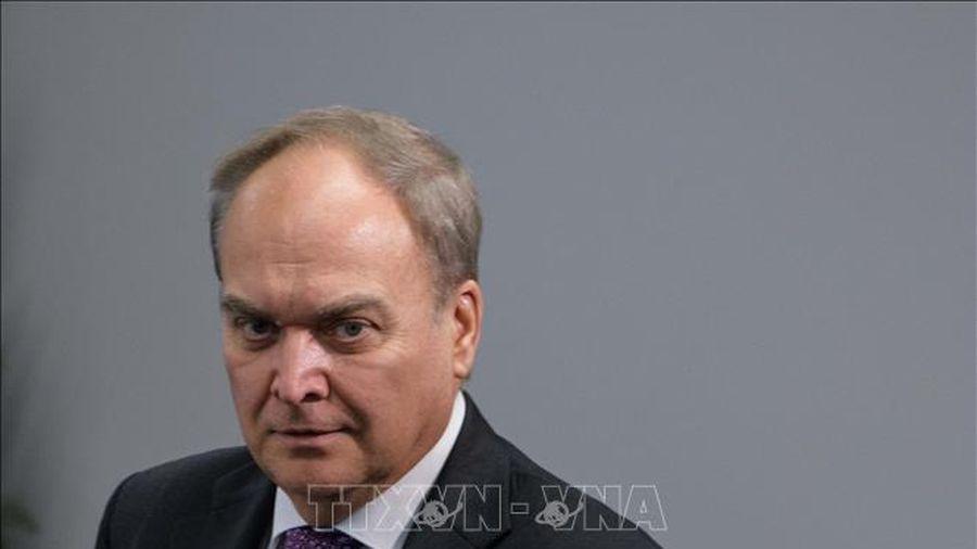 Đại sứ Nga tiết lộ chương trình nghị sự ngay sau khi đặt chân xuống Mỹ