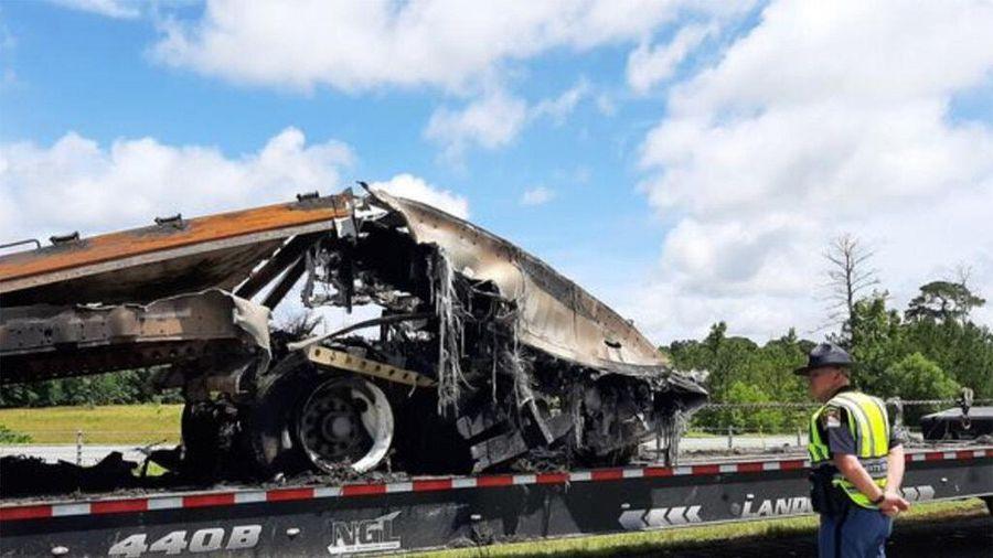 Tai nạn liên hoàn trên cao tốc ở Mỹ, 9 trẻ em tử vong