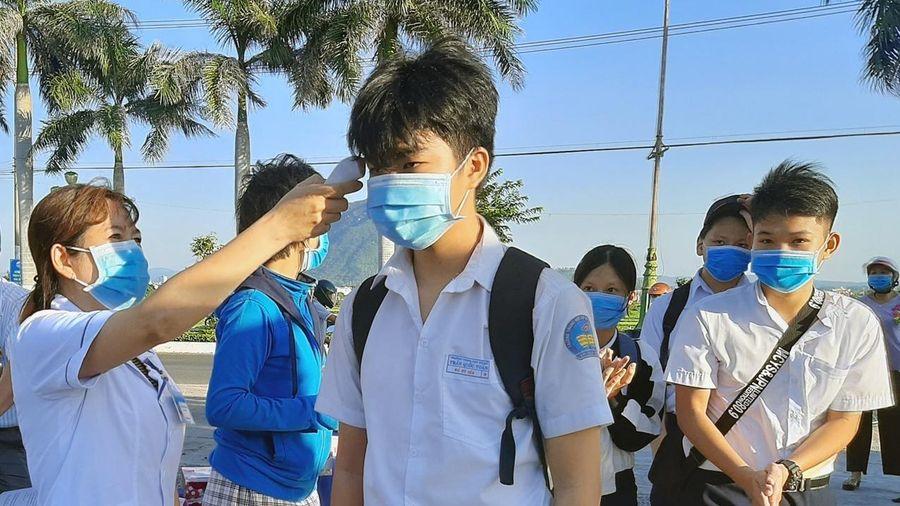 Kỳ thi tuyển sinh lớp 10 tại Phú Yên được rút gọn