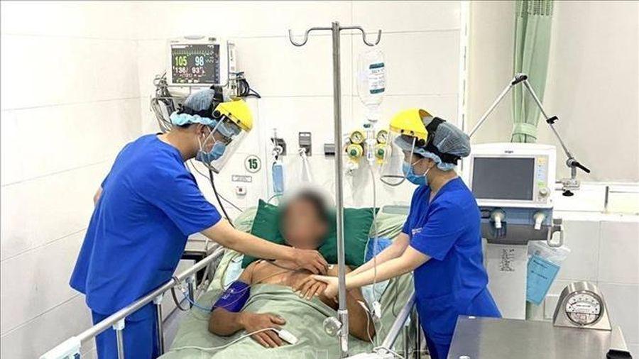 Cứu sống bệnh nhân bị nhồi máu cơ tim, ngưng hô hấp tuần hoàn hơn 60 phút