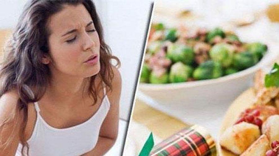 Dấu hiệu có thể bạn bị ngộ độc thực phẩm