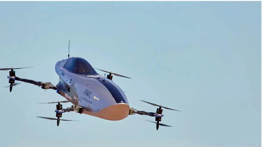 Airspeeder thử nghiệm thành công dự án xe điện bay của mình