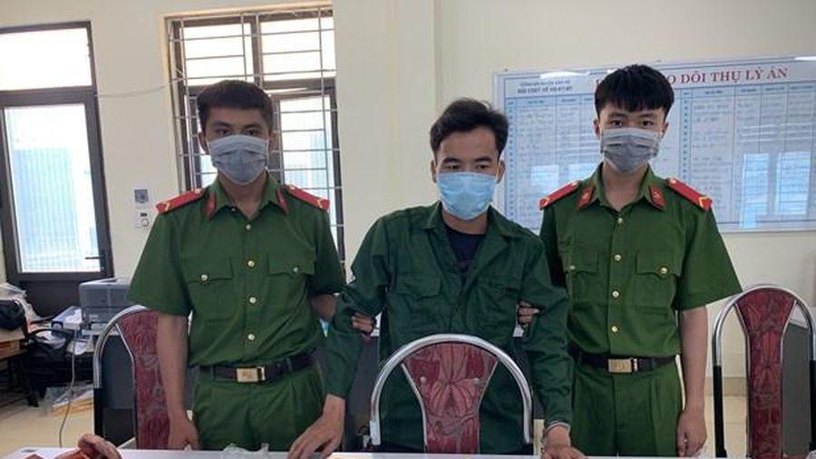 Chân dung 'ông trùm 9x' cùng 20 bánh heroin vừa bị Công an tỉnh Sơn La bắt giữ