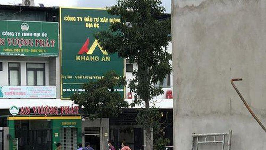 Điều tra vụ 2 người chết bất thường tại Công ty địa ốc Khang An