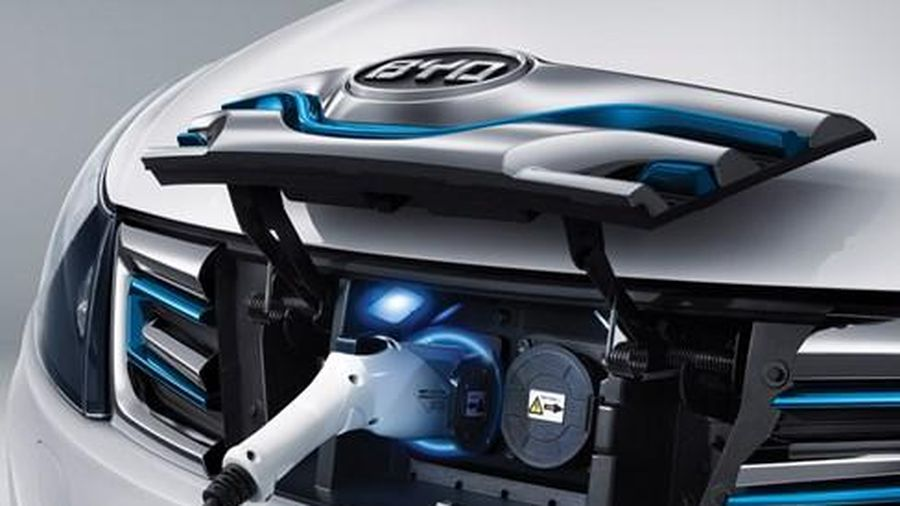 Doanh nghiệp Trung Quốc dự báo xe NEV sẽ chiếm lĩnh thị trường