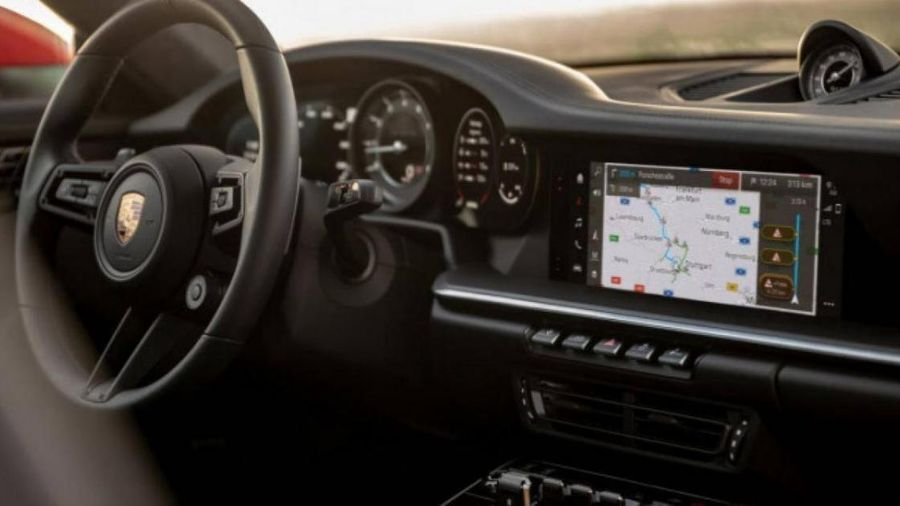 Xe Porsche lần đầu có ứng dụng Android Auto