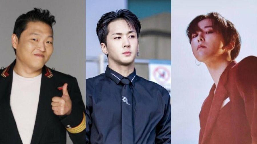 Top 5 nghệ sĩ sở hữu nhiều bản quyền bài hát nhất Kpop: GD và PSY chịu thua 'bạn trai tin đồn' Taeyeon