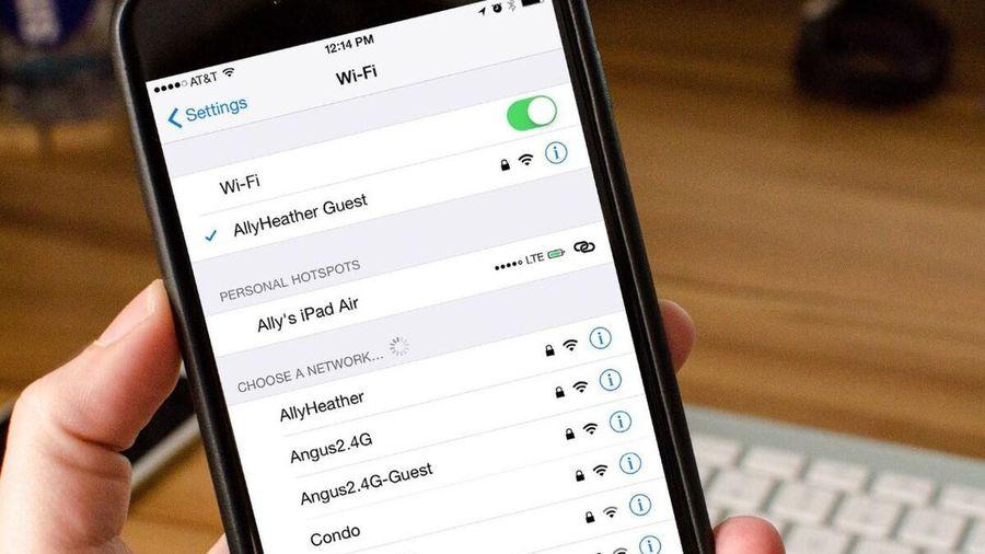 Cảnh báo: iPhone gặp lỗi kết nối Wi-Fi 'khó hiểu'